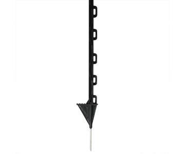 Piquets plastique noir 87 cm