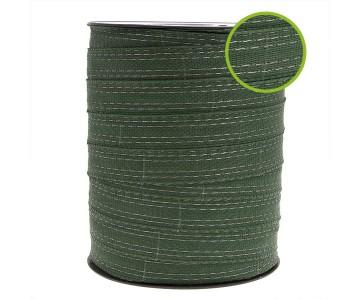 Ruban 40mm ZZ - vert - 200 mètres