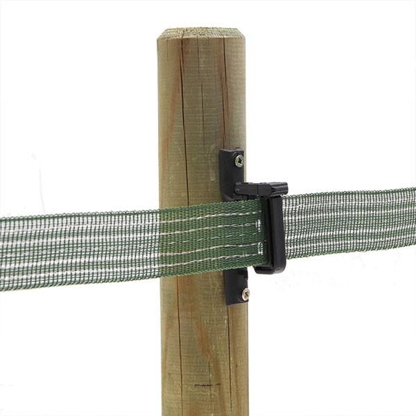 Isolateur rubans et cordons - Ruban cloture electrique ...