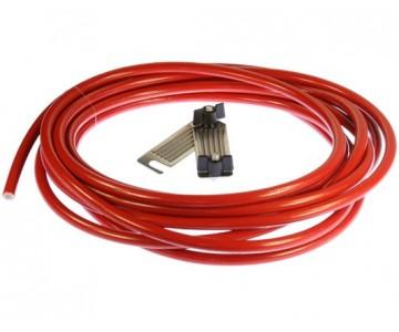 Connexion d'électrificateur à clôture